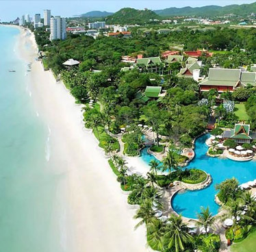 Inspire hua hin 5 best places to live in thailand for Best hot places to visit in december